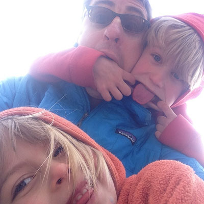 What to do with kids while at writing residency